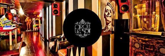 cirque le soir guestlist