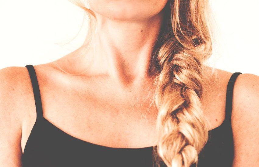 blonde Essex woman