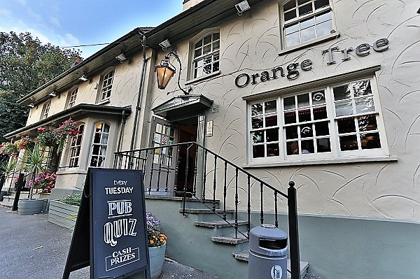 orange tree Romford