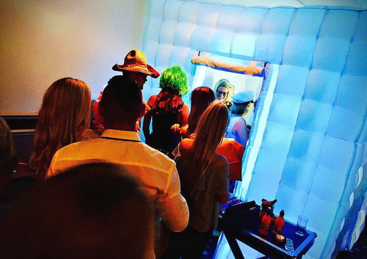 Add Excitement to Your Event with A Photo Booth