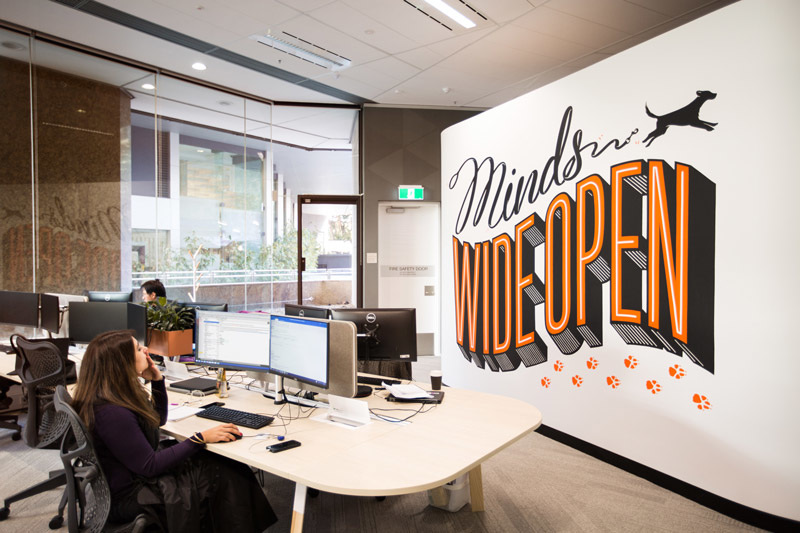 Why Office Murals Are on The Rise
